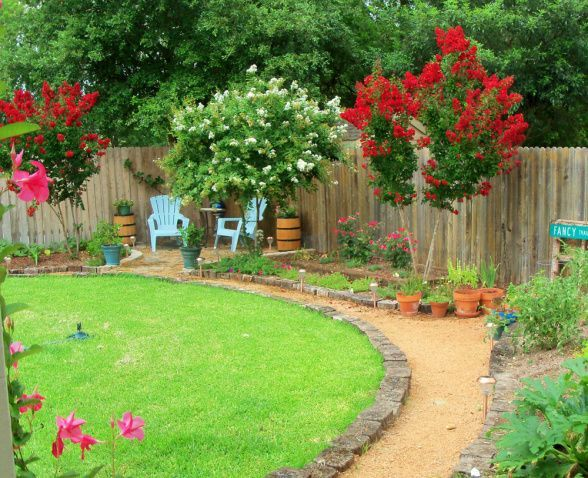 Only best 25 ideas about crepe myrtle landscaping on for Landscaping rocks myrtle beach
