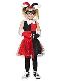 Kids Harley Quinn Costume - Batman  sc 1 st  Pinterest & Kids Harley Quinn Costume - Batman | Cosplaying | Pinterest | Batman ...