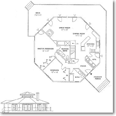 41 best House plans images on Pinterest | Architecture, Small ...
