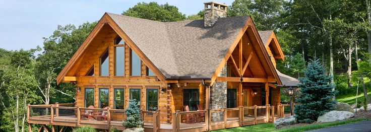 Log Home Kits | Log Homes of America
