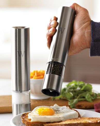 Electric Salt and Pepper mills?!?!