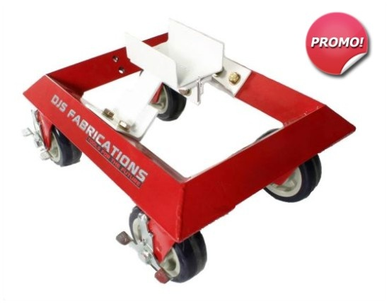 These Car Moving Dollies are the best choice for body shops and any facility that needs to move disabled vehicles fast and easy. Easy as moving a car on ice! Watch the VIDEO and they are on sale too! Rated at 4000Lbs load each dolly.