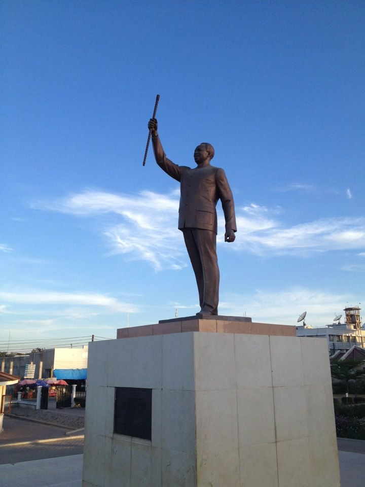 Nyerere Square in #Dodoma, Mkoa wa Dodoma