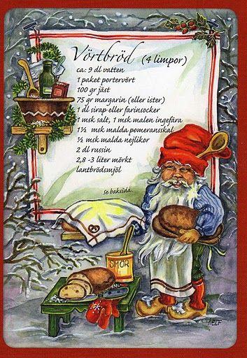 ˇˇVörtbröd hör julen till