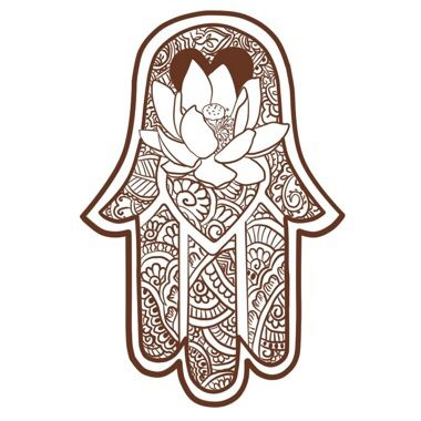 Fatima hands tattoo