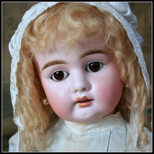 "19"" Bahr & Proschild German Girl on Early Body"