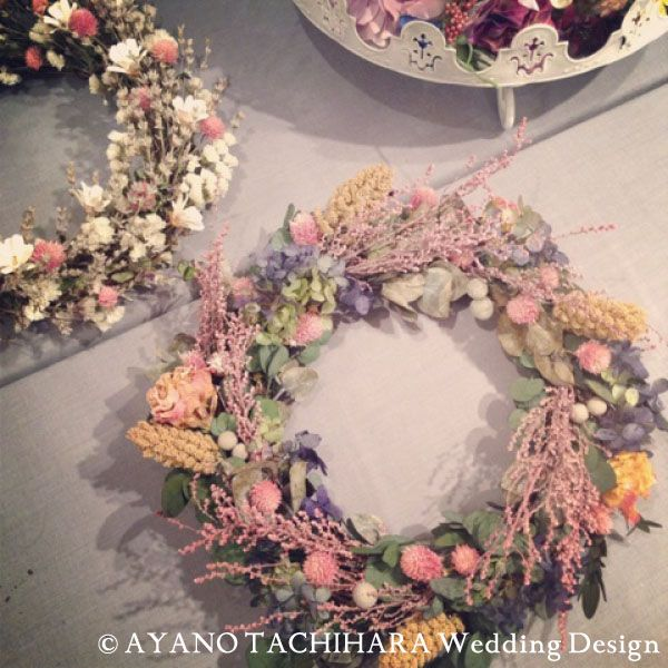 ATWD wreath