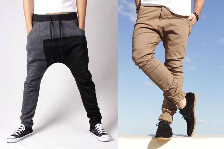 #joggers Мужские джоггеры и туфли