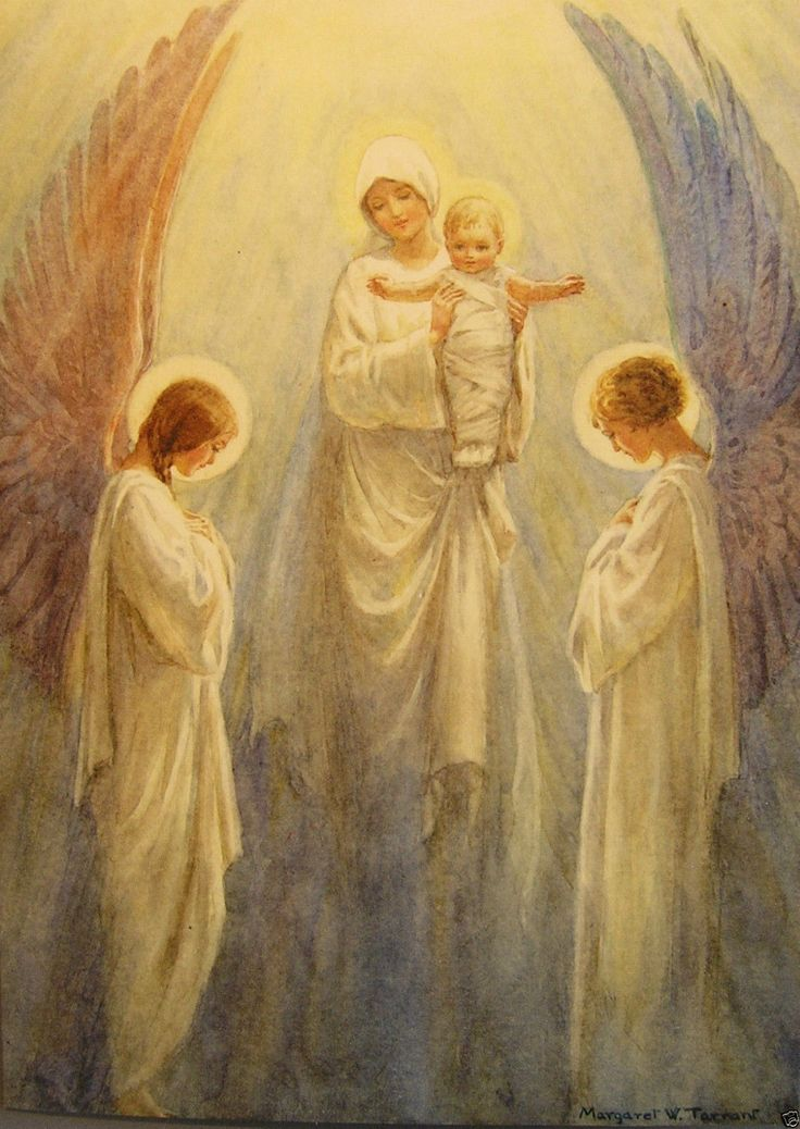 Religious Christmas Angels, 115 Free Christmas Images - Best Holiday ...