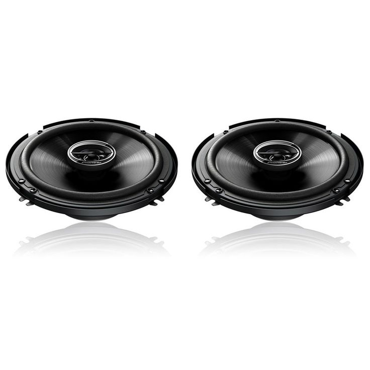 Pioneer MUSIC SYSTEM\Pioneer G Series Ts-G625 Component Car Speaker(3)