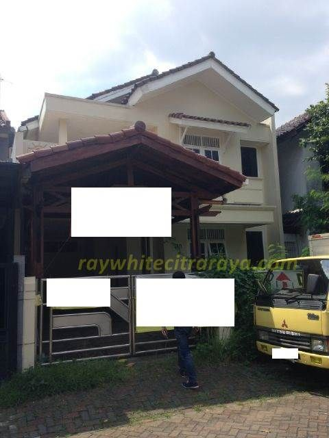 Rumah Nyaman Jalan Lebar di Modernland ID1367SV