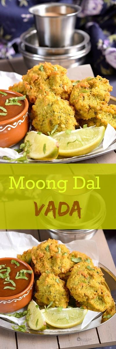 Moon Dal Vada