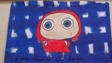 le site de l'école de Manéglise : Georges Braque 2013-2014 - Autour des contes... - Le petit chaperon rouge