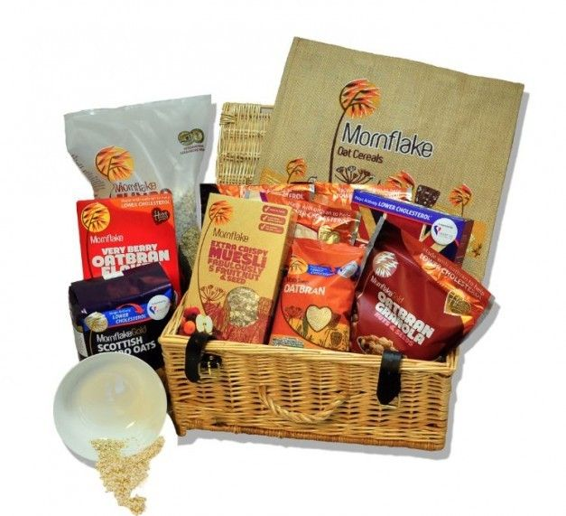 Win a porridge hamper from Fuss Free Flavours.  Closes 5th May 2014