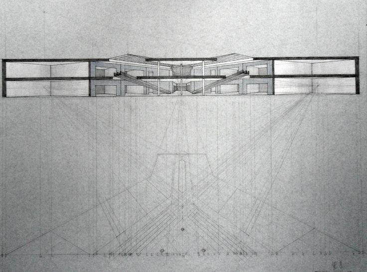 sezione prospettica