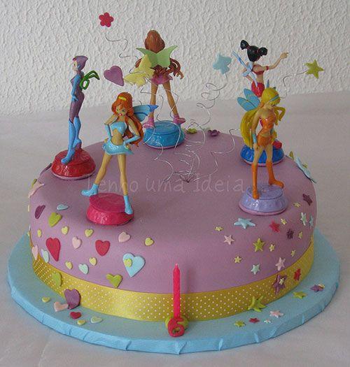 Torta Winx 83