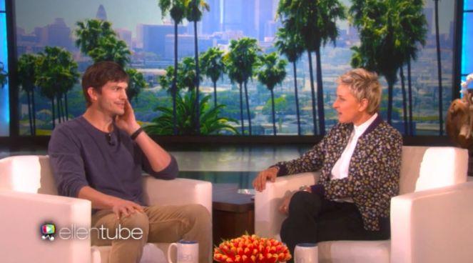 """Ashton Kutcher's Daughter Wyatt """"Loves Dancing"""" - http://site.celebritybabyscoop.com/cbs/2016/03/02/kutchers-daughter-dancing #AshtonKutcher, #Dance, #Dancing, #EllenDeGeneres, #MilaKunis, #T, #TheEllenDeGeneresShow, #WyattKutcher"""