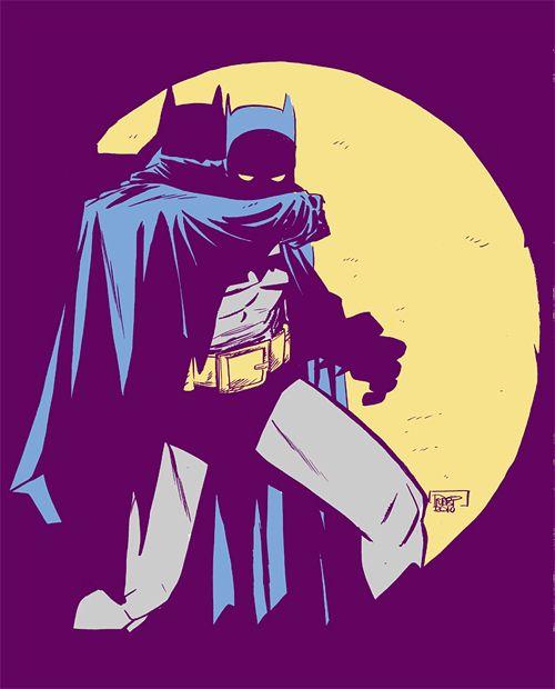 Batman by Robbi Rodriguez