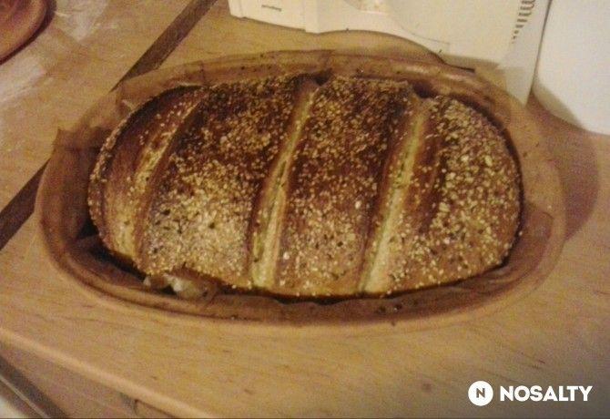 Éltető vagy majdnem Biblia-kenyér