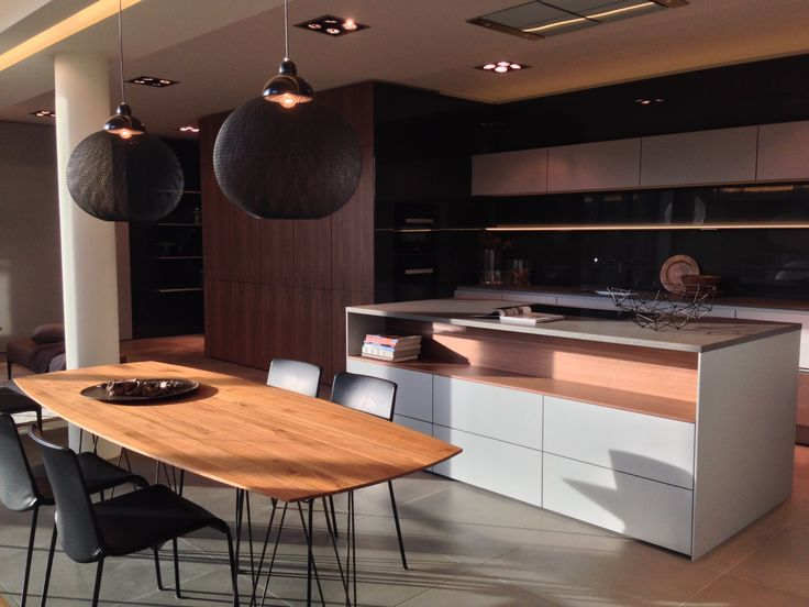 Newest Kitchen From Germany (Siematic Showroom)