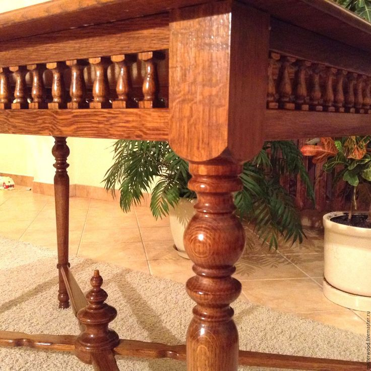 Buy DINING TABLE IN THE STYLE OF PROVENCE - custom furniture, dining table
