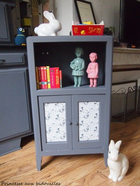 17 meilleures images propos de relooking meuble sur for Relooking petit meuble