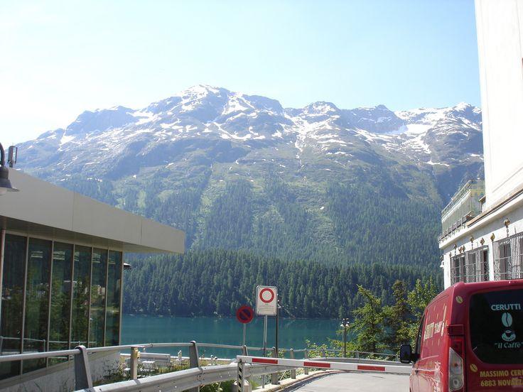 Saint Moritz, Switzerland