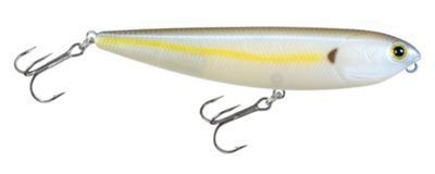 Lucky Craft Sammy Topwater Lure - SM100 - Chartreuse Shad