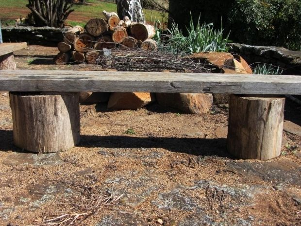 Diy Fire Pit Bench Fire Pit Seating Fire Pit Backyard Outdoor Fire