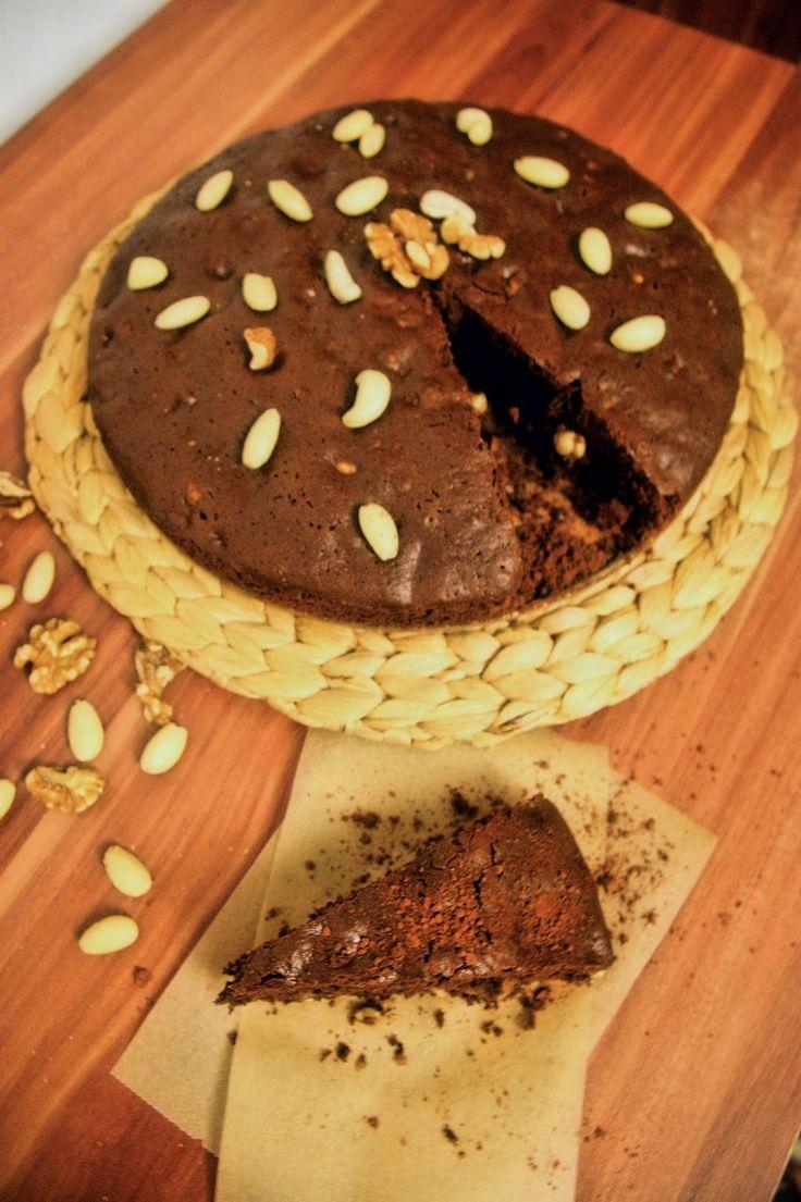 Brownie & nuts