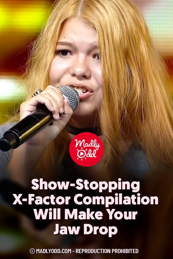 Show Stopping X Factor Compilation Will Make Your Jaw Drop Voice Auditions Witty Comments Factors