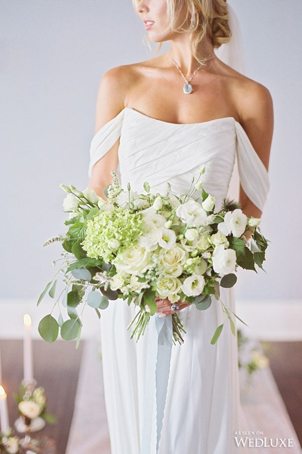 WedLuxe– A Sea of Love: Cool, Blue Wedding Inspiration | Photography By: Julia Park Photography and Cinema. Follow @WedLuxe for more wedding inspiration!