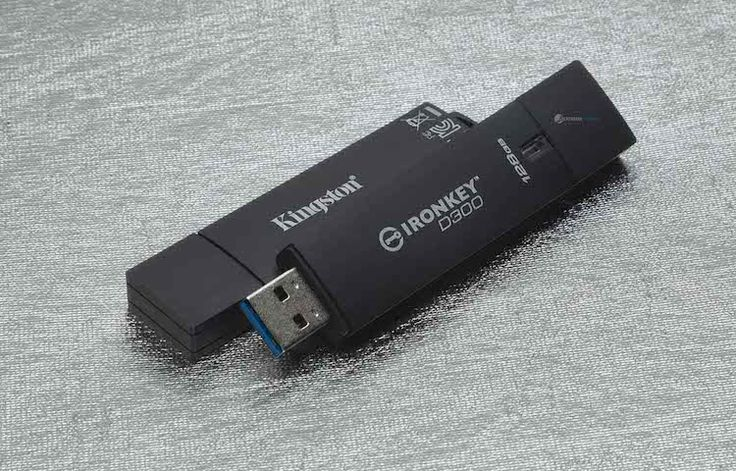 Kingston USB D300