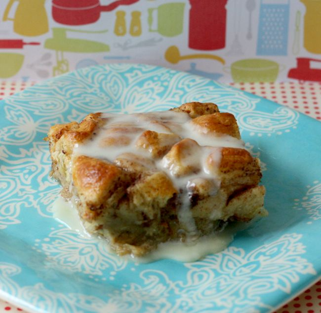 Cinnamon Roll French Toast Casserole - Cupcakes & Crinoline