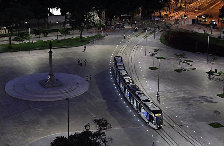 Rio de Janeiro Light Rail / VLT in 2020   Urban planning ...