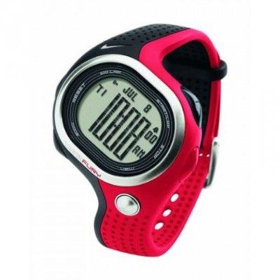 Relógio Nike Men's Triax Fury 100 Super Watch - BLACK/SPORT RED One Size #Relogio #Nike