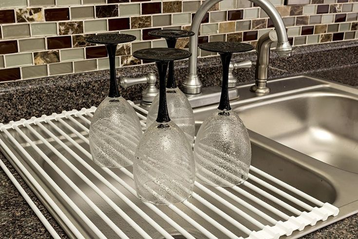 Best 25+ Dish Drying Racks Ideas On Pinterest
