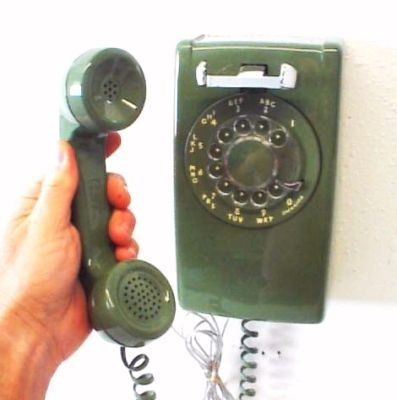 The Avocado Green Wall Phone In Our Kitchen Number Began With And We Had Matching Liances