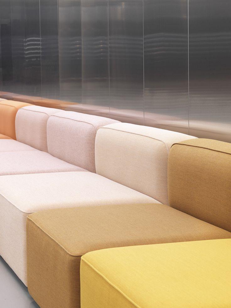 Modular Rope Sofa by Normann Copenhagen