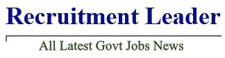 UPSC (Union Public Service Commission) has Issued the freejobalert Official Notification of final results, Admit Cards, Recruitment Notifications Out.So Eligible Candidates Check the Full Details…