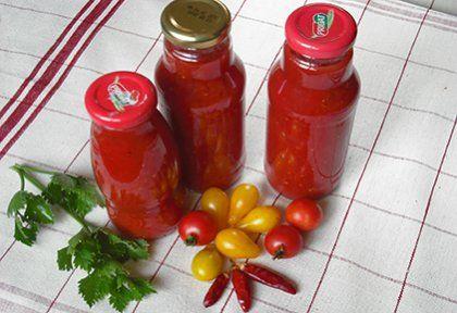 Ketchup ahogy Piroska készíti   NOSALTY – receptek képekkel