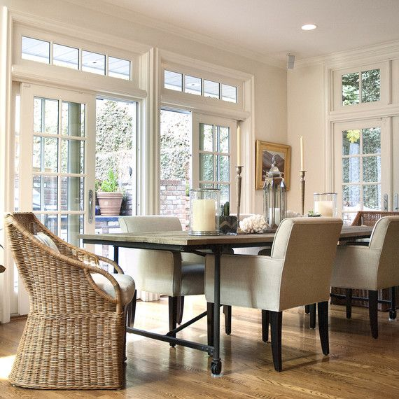 472 best decoration ideas images on pinterest room for Neutral dining room paint colors