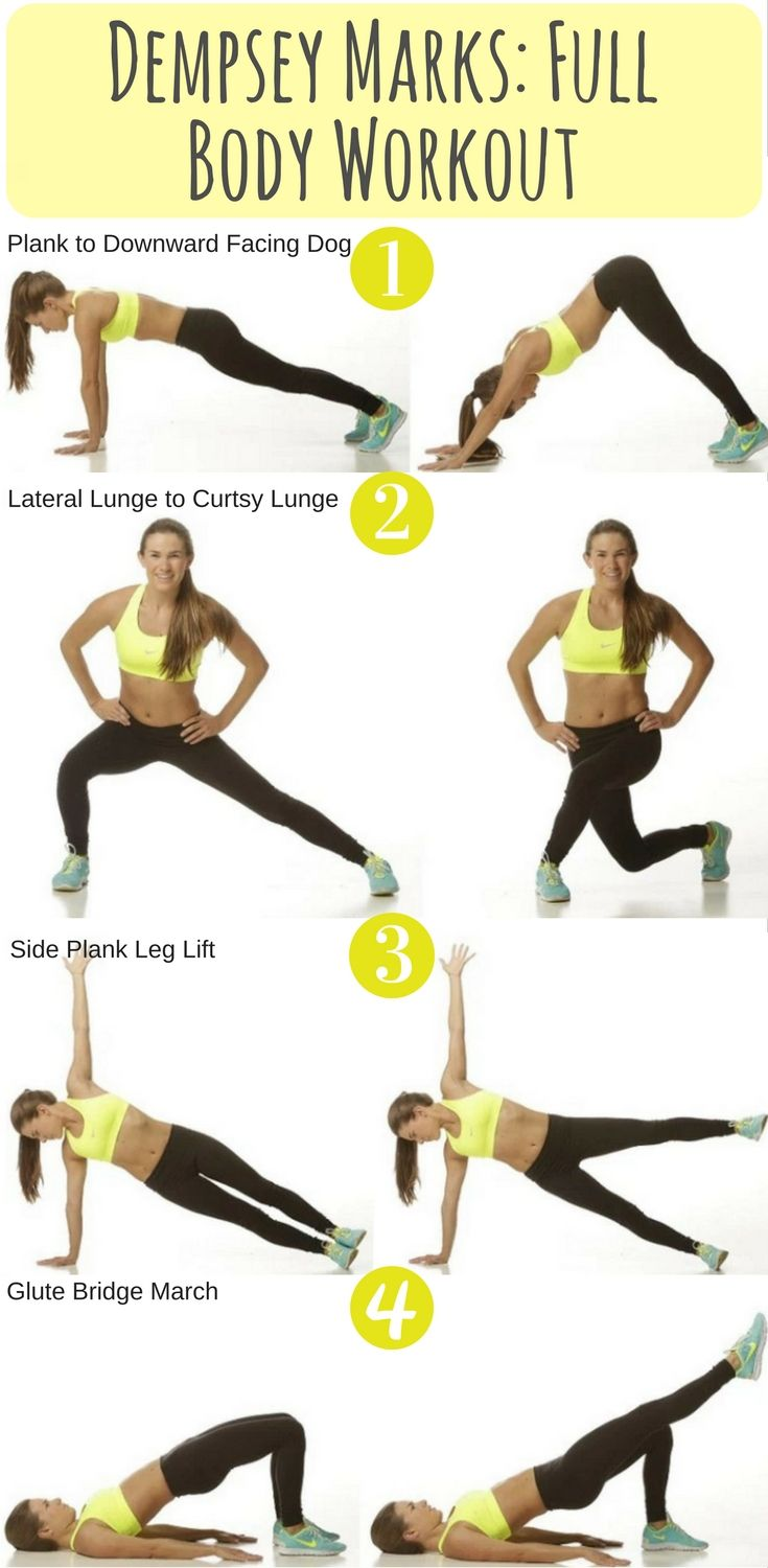 Staying motivated to workout is really all about getting in the groove by having plenty of alternative workouts that keep you engaged – a.k.a. interested. This complete workout – designed by the popular Dempsey Marks – makes for a quick way to get in a great workout, wherever you are! Got to love at-home workouts! Full workout: https://diyactive.com/dempsey-marks-full-body-workout/ #workout #fitness #health #exercise #weightloss #fatburn #fatloss via @DIYActiveHQ