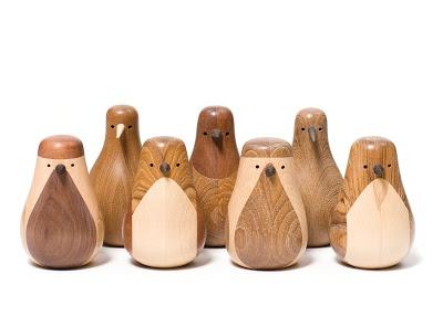 Pequeños objetos en madera reciclada: E-TURNED by BELLER