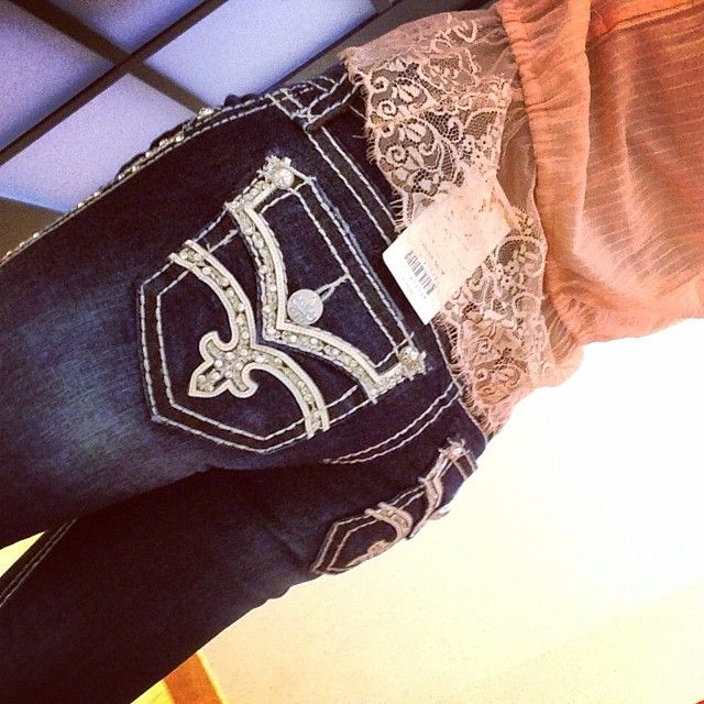 rock revival jeans♥♥