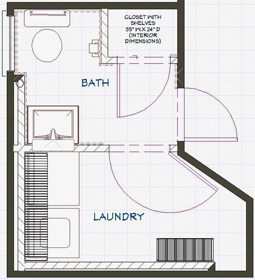 Bathroom Makeover Bathroompaint Luxurybathroomsandbaths Bathroomvanitycabinets Id 747852199 Laundry In Bathroom Laundry Room Bathroom Basement Laundry Room