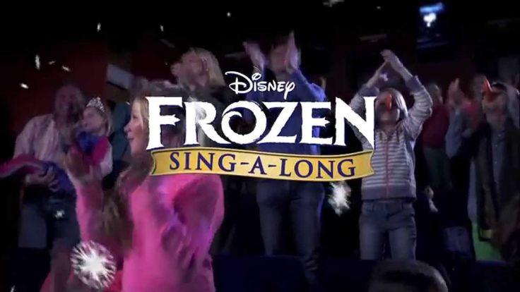 FROZEN SING-A-LONG   Officiële trailer DISNEY NL   HD