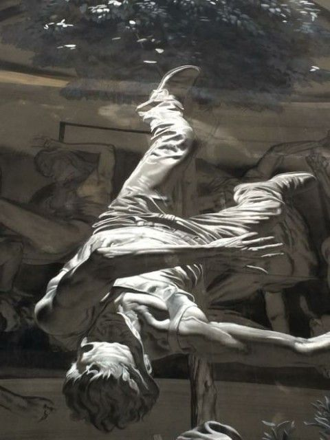 Pasolini street art
