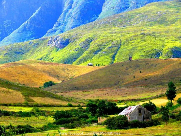 Swellendam. BelAfrique your personal travel planner - www.BelAfrique.com