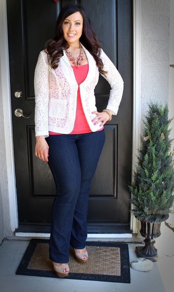 Perfect Work Outfits For Plus Size Women (24)